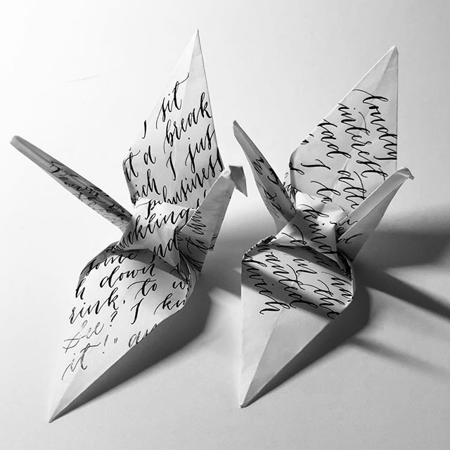 Crane No.32 & Crane No.33 (b) #craneproject32 #craneproject33 #cranebside