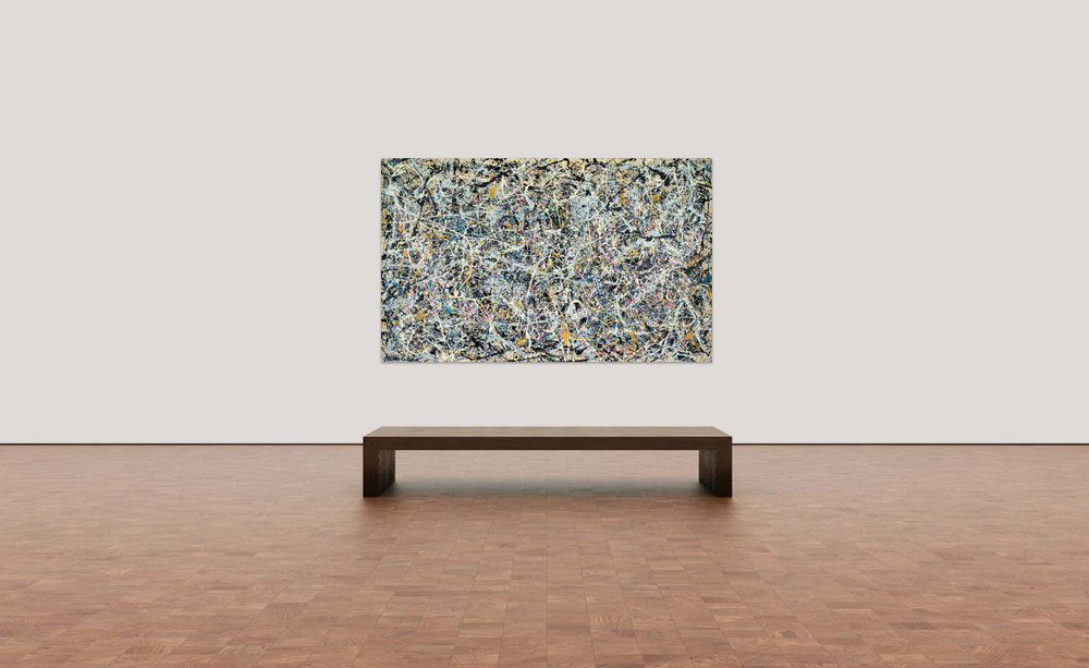 Jackson Pollock Number 1,1949