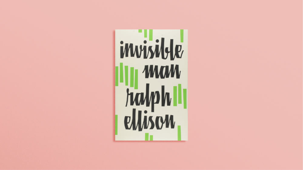 Copy of <b>Invisible Man</b> by Ralph Ellison