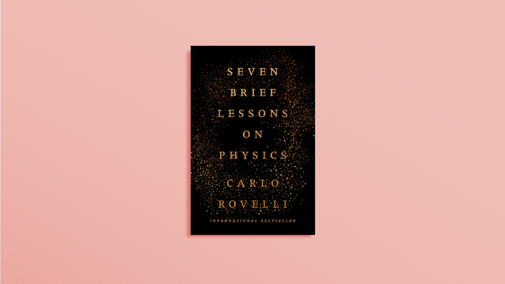 Copy of <b>Seven Brief Lessons on Physics</b> by Carlo Rovelli
