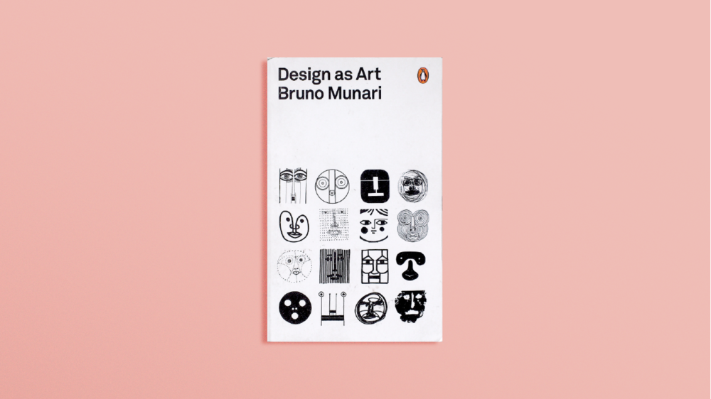 Copy of <b>Design as Art</b> by Bruno Munari