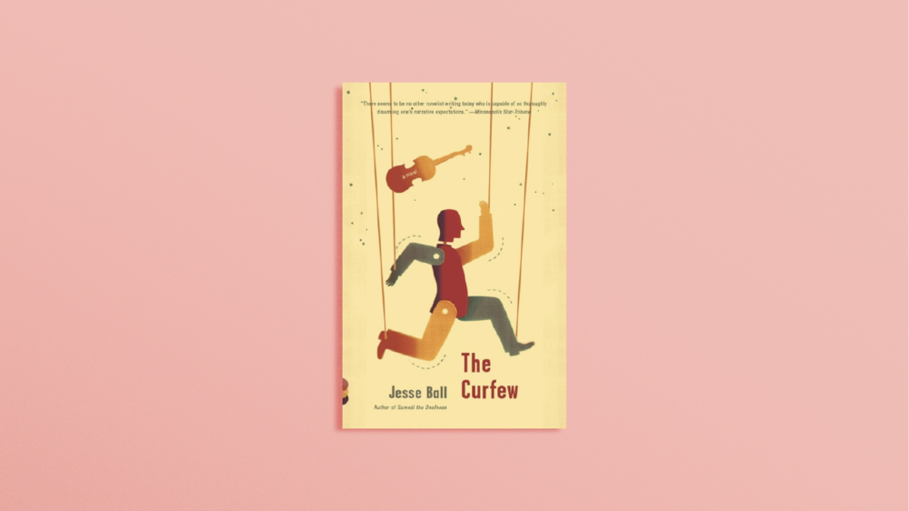 Copy of <b>The Curfew</b> by Jesse Ball