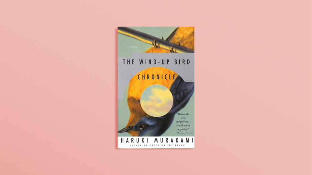 <b>The Wind-Up Bird Chronicle</b> by Haruki Murakami