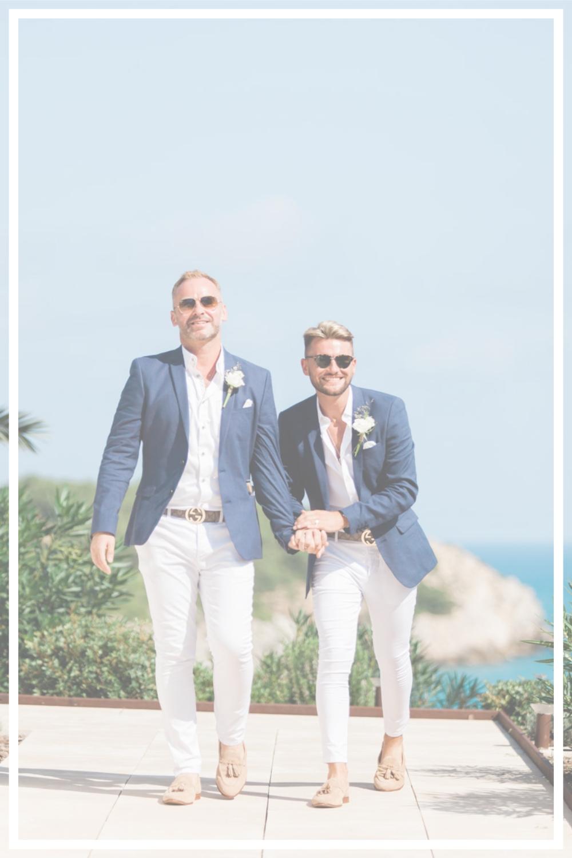 A BARCELONA WEDDING - SITGES