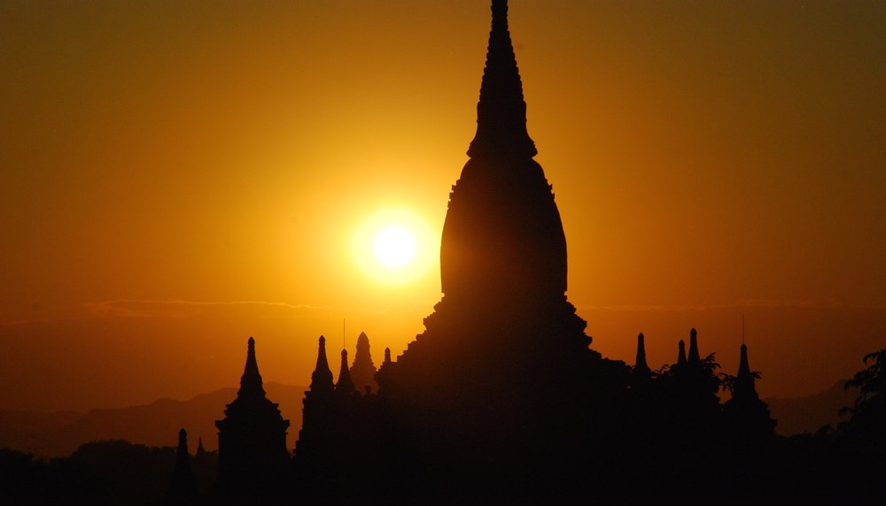 Bagan temple - Bagan, Myanmar