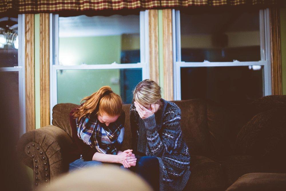 Teen Family Conflict