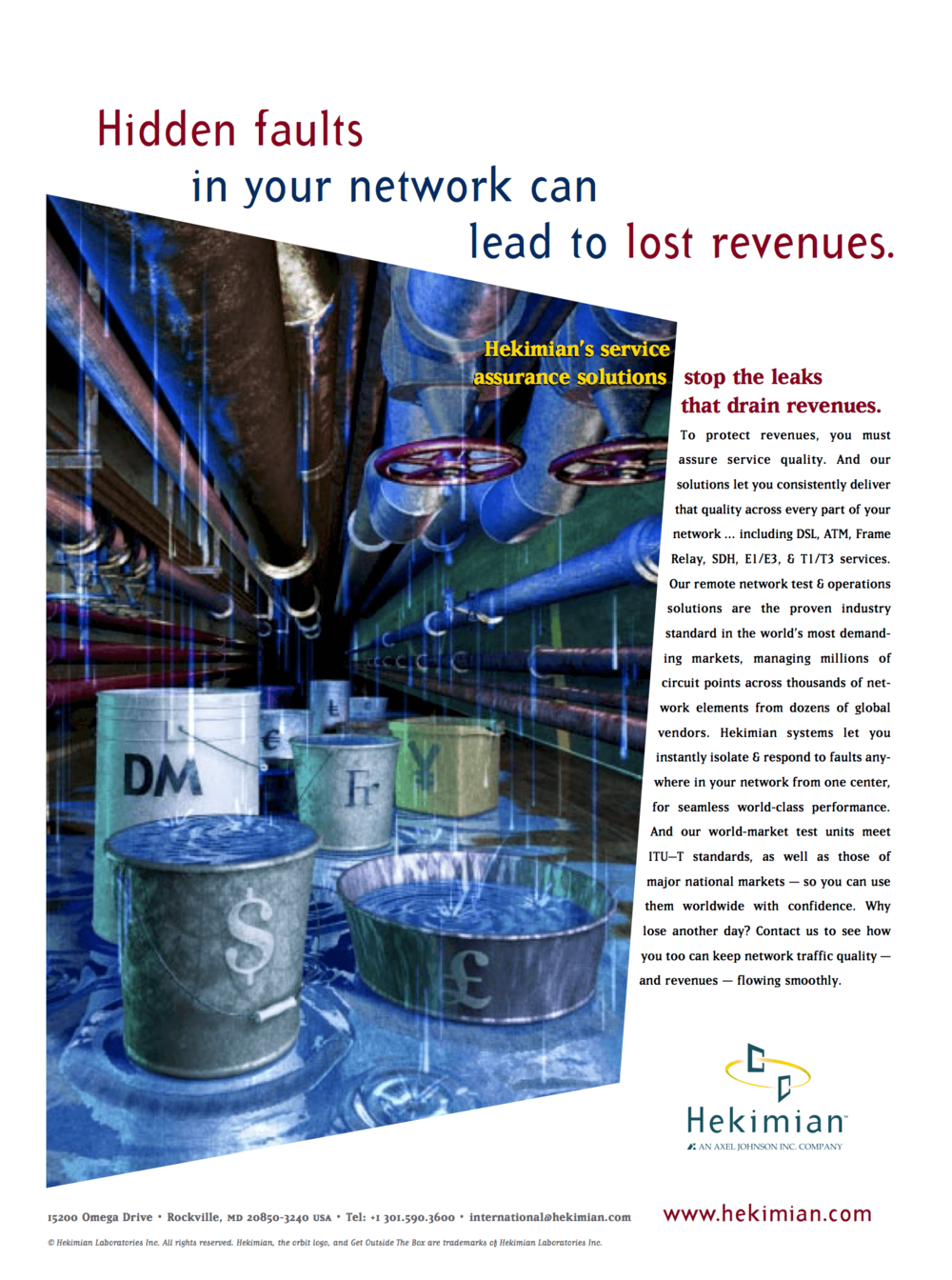 Revenue-management positioning ad