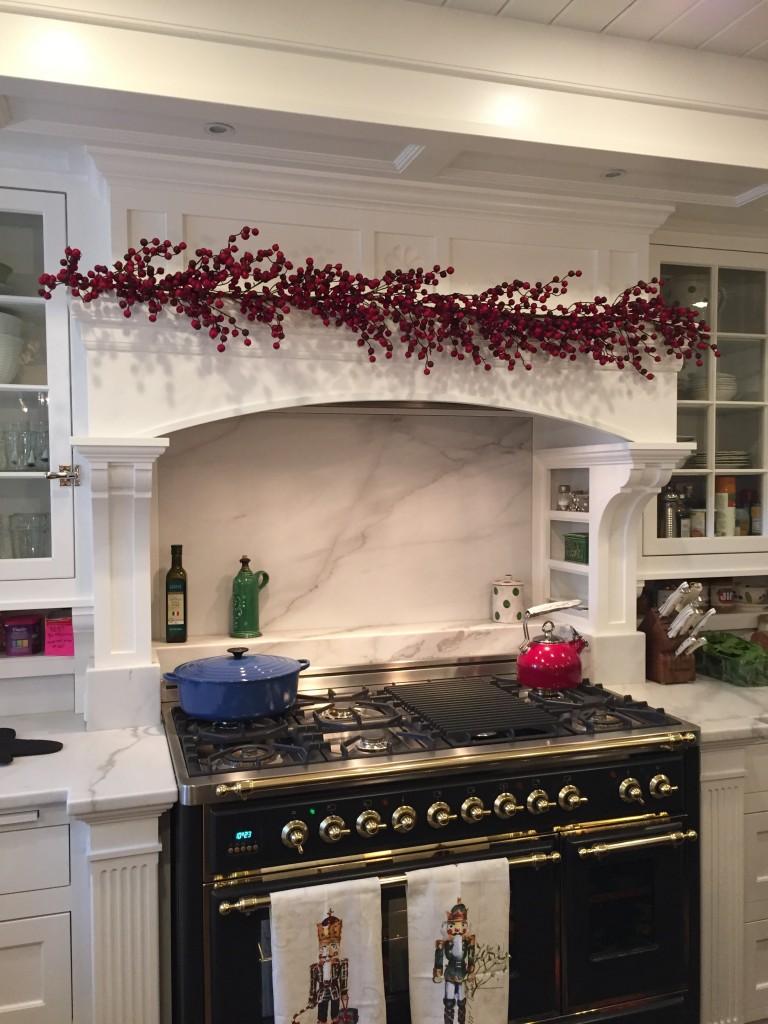 Kitchen detail.
