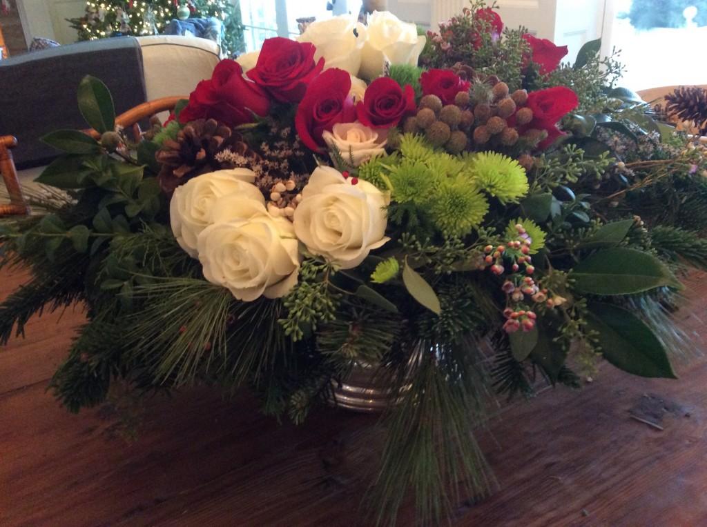 Beautiful arrangement!