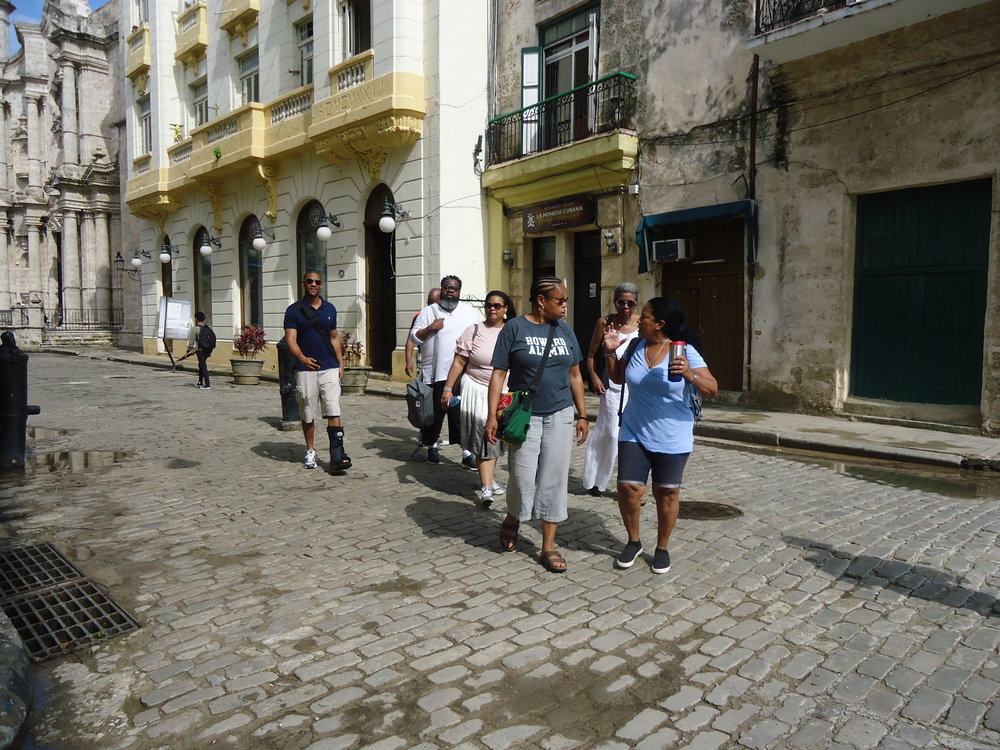 "La Habana Vieja Walking Tour (""Old Havana"") - Walk back in a time with a guided tour of the historic La Habana Vieja (Old Havana) holding architectural treasures dating back over five centuries."