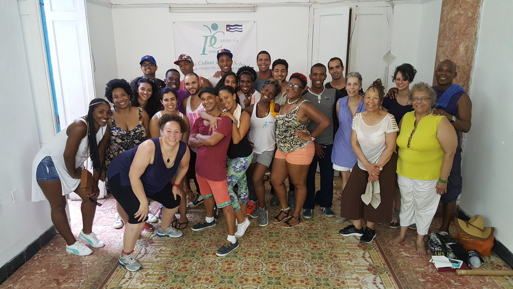 """'Step-by-Step': Cuban Dance Company Develops International Following"" - Diaspora Notable Mention - By Melissa Noel and Mikhael SimmondsArticleNBC NewsDecember 30, 2016"
