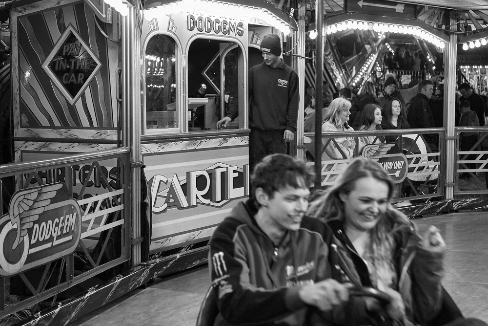 Fun of the Dodgems