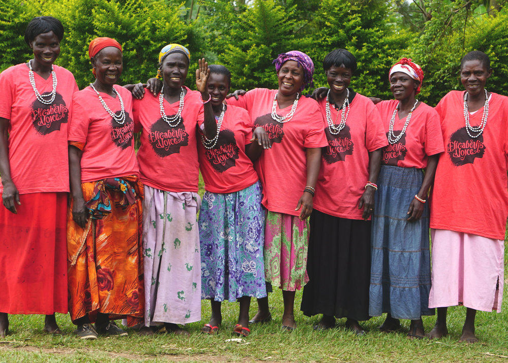 #8 Musukire Village - First off, the group in the village grew by three members! These women are a close knit family and like to make all decisions together. They decided when they received a large order this past summer to purchase livestock together with the money! They are now owners of pigs and looking to purchase more livestock in the future! In their community, owning livestock can generate income and provide financial stability for your future.