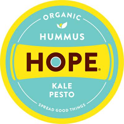 #3 - Brand: HopeFlavor: Kale Pesto