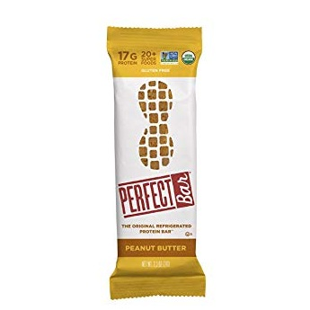 My easy go-to breakfast when I'm in a hurry -  Perfect Bars .