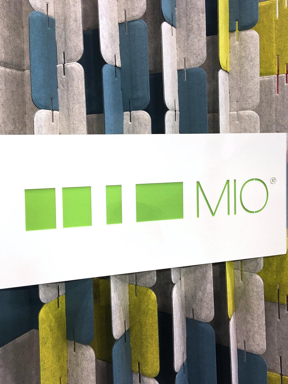 MIO. Modular wall system