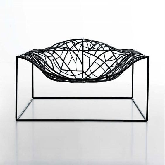 Ad hoc Lounge Chair by Jean-Marie Massaud -