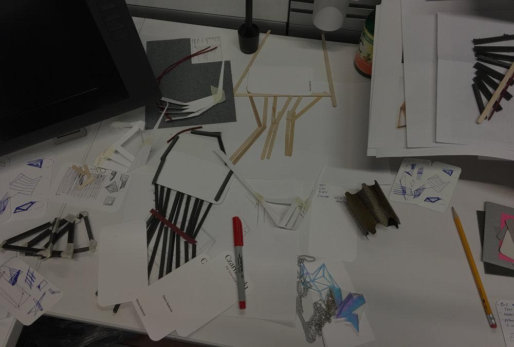 Model making -