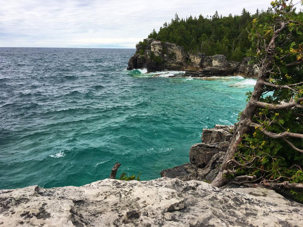 Bruce Peninsula, Canada