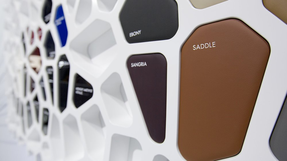 BUICK Color Display - North American International Auto Show 2015