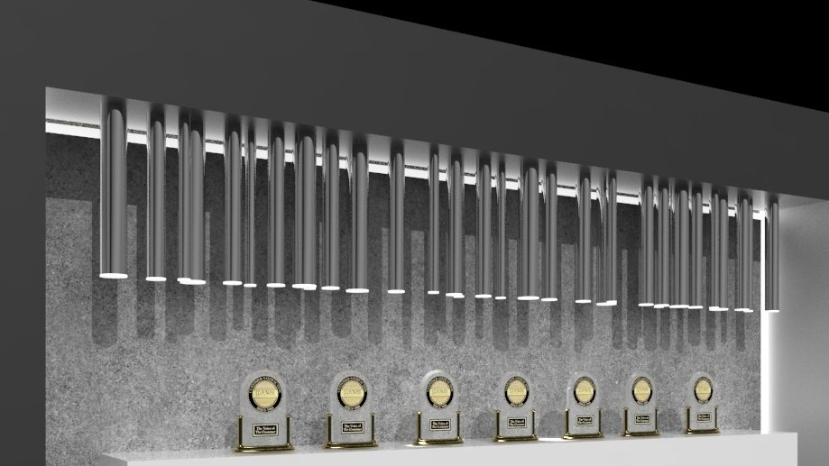 BUICK/GMC - Trophy Display