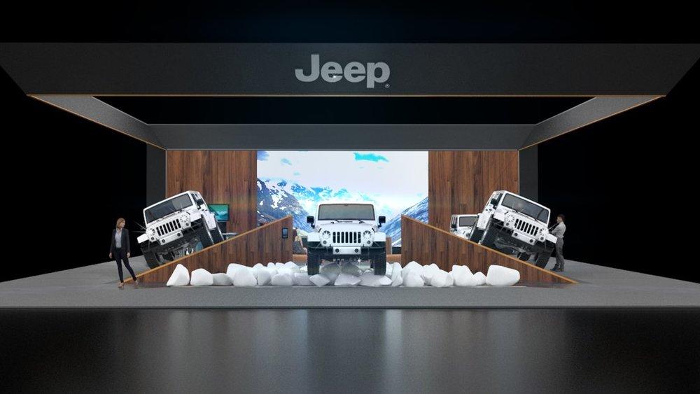 JEEP Concept Design - CES 2018