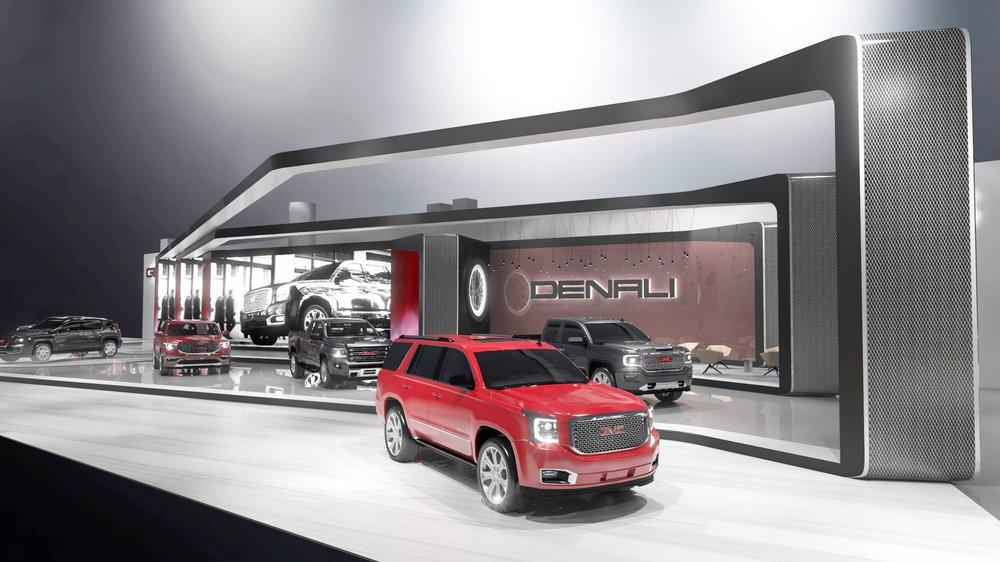 GMC Concept Design - North American International Auto Show 2017