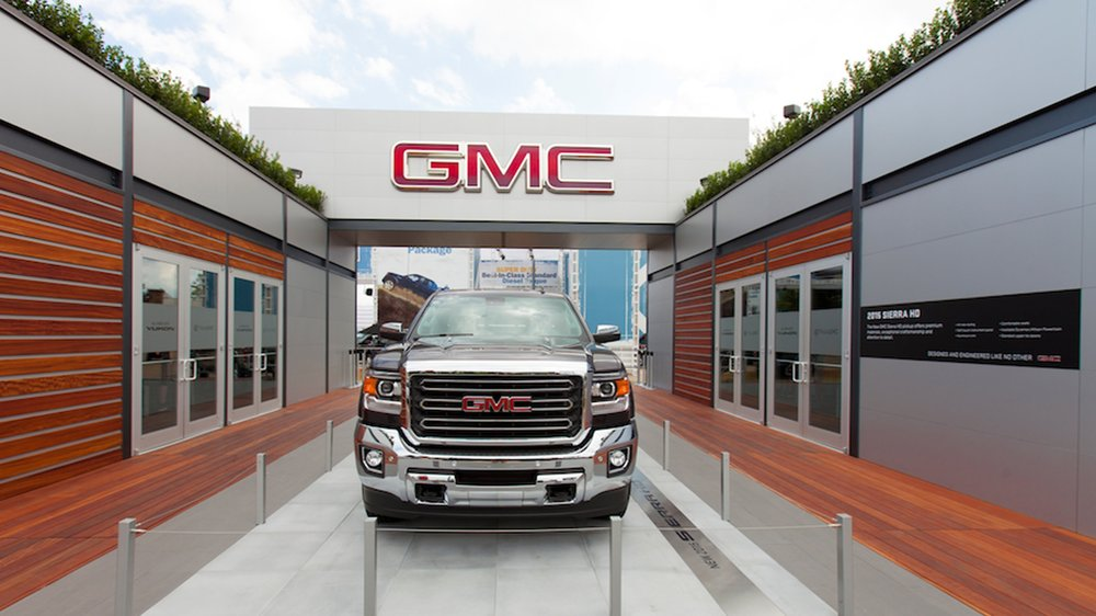 GMC New Build - State Fair of Texas 2013-2018