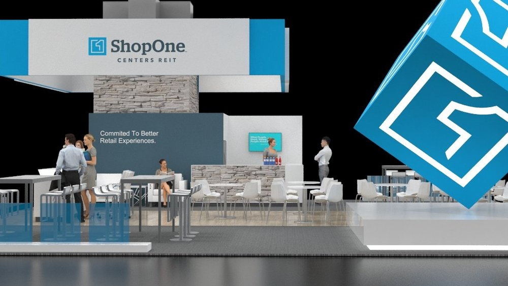 ShopOne New Build - ICSC 2018