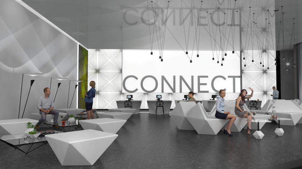 C&D Lobby Design - Concept