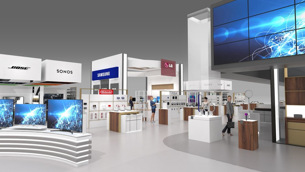 International Client - Retail Design