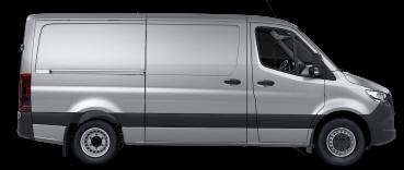 SPRINTER Cargo Van - Standard Roof