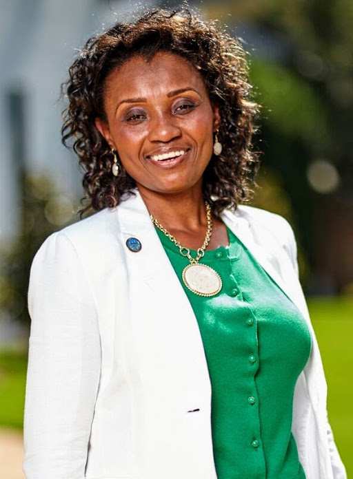 Ms Dolly Lyonga Lambe ('85) Keller, Texas