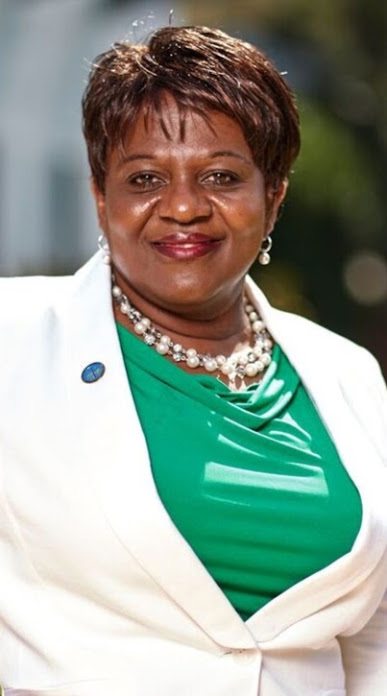 Liaison Officer: Ms Ruth Bokwe Ayukesong ('77) Hanover Park, Illinois