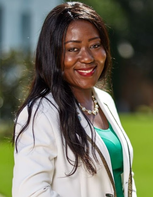 Ms Catherine Manga Mukete ('93/'95) Richmond, Texas