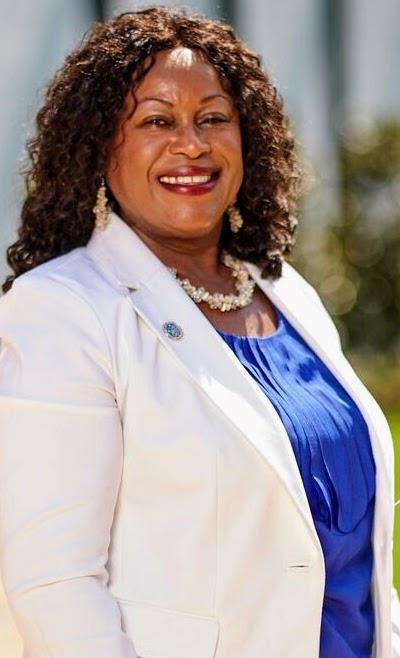 President: Ms Roseline Nzegge Ngaaje ('78) Plano, Texas