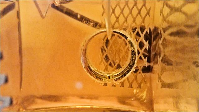 Rhodium bad - Het rhodineren van een 18kt witgouden ring