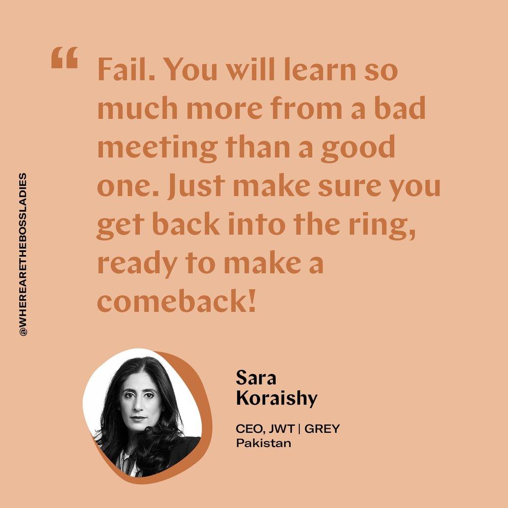 Sara Koraishy JWT GREY Pakistan where are the boss ladies ad life leadership 04.jpg