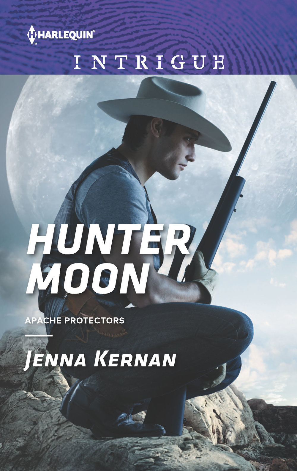 Hunter Moon by Jenna Kernan