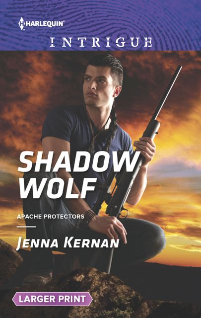 Shadow Wolf by Jenna Kernan