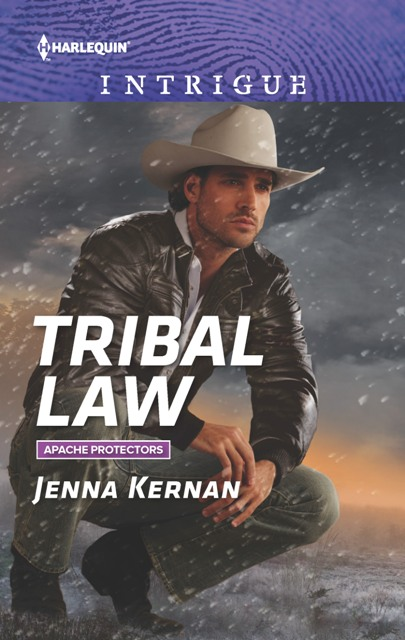 Tribal Law by Jenna Kernan