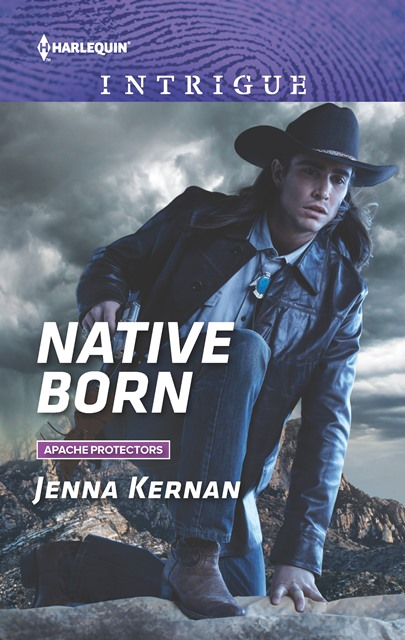 Native Born by Jenna Kernan