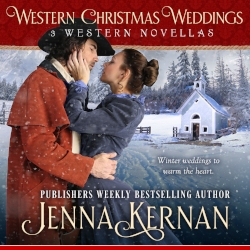 Western Christmas Weddings Audible