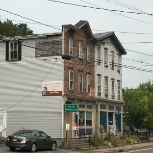 Two of the smaller bookshops in the Northern Catskills.