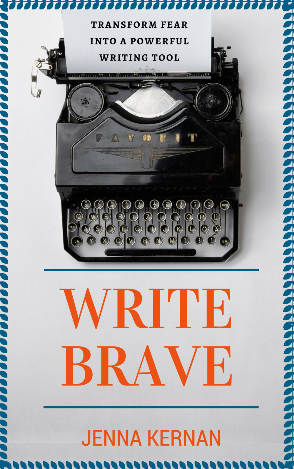WRITE BRAVE - Fear is the secret companion of writers.  Learn how to change fear from a paralyzing force to a powerful writing tool.  Find out how to recognize the traps your ego sets and prevent them from sabotaging your efforts to write.70 pages - Non-Fiction