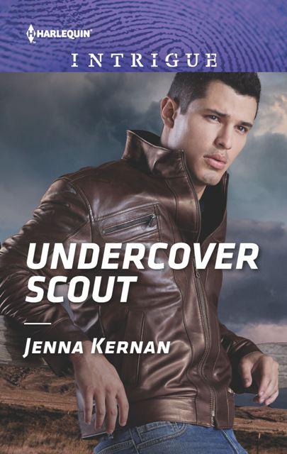 Undercover Scout by Jenna Kernan
