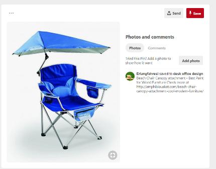 Adjustable Sun Umbrella