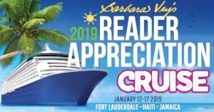 Barbara Vey's Reader Appreciation Cruise