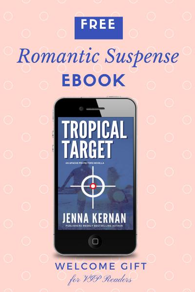 Free eBook from Jenna Kernan