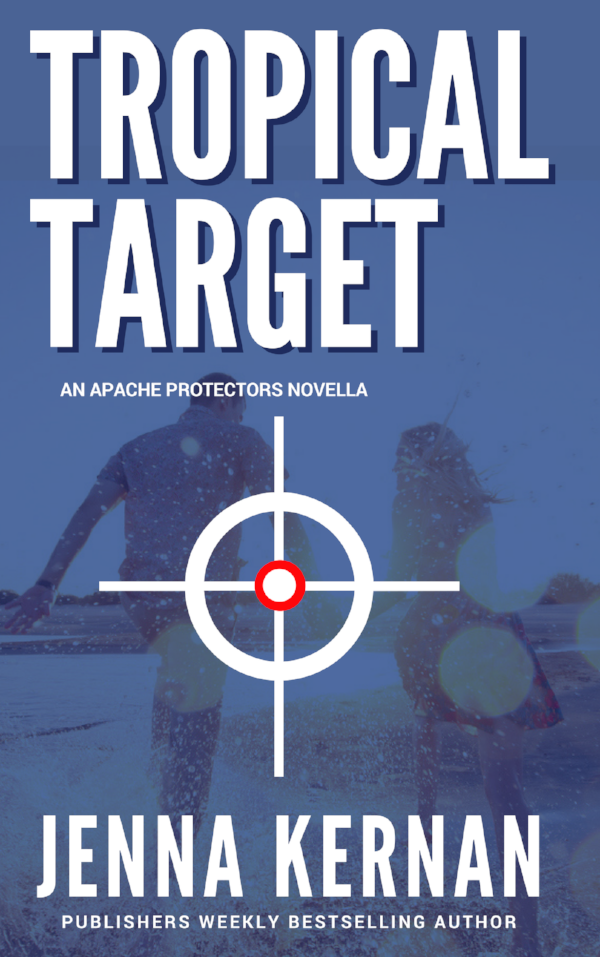 Tropical Target - Two near-fatal accidents on their honeymoon put an FBI agent and Tribal Police Detective back on high alert.